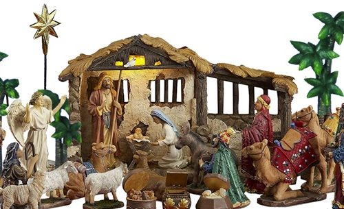 Everything you need to know about nativity sets