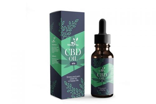 Custom CBD Oil Boxes Made From High-Quality Materials